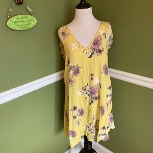 Shop hope's floral print ruffle back summer dress